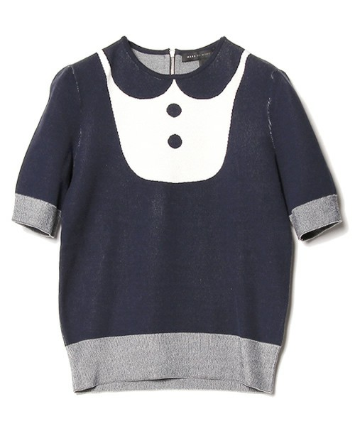 MARC BY MARC JACOBS / DITA SWEATER SHORT SLEAVE CREW(ニット・セーター) - ZOZOVILLA