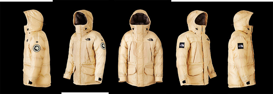 THE NORTH FACE - Spiber × GOLDWIN