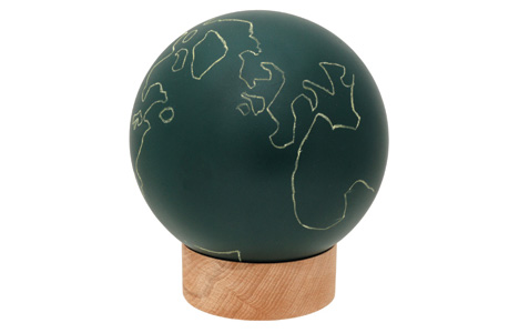 The globe, according to you, thanks to MUJI - Core77