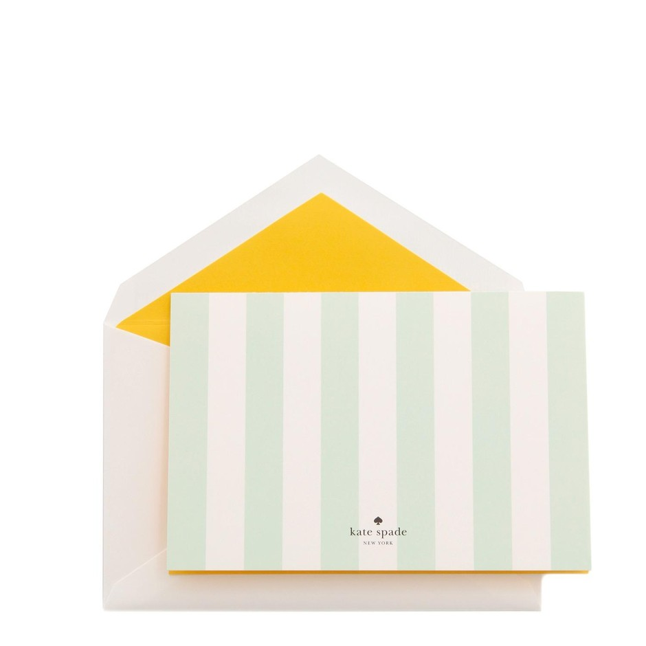 kate spade new york / florence broadhurst & all occasion cabana stripe