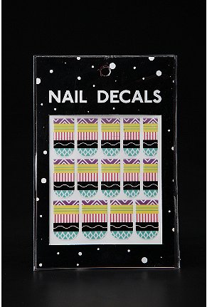 UrbanOutfitters.com > UO Nail Decals