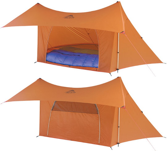 2008 MSR Missing Link Camping Tent (Campist)