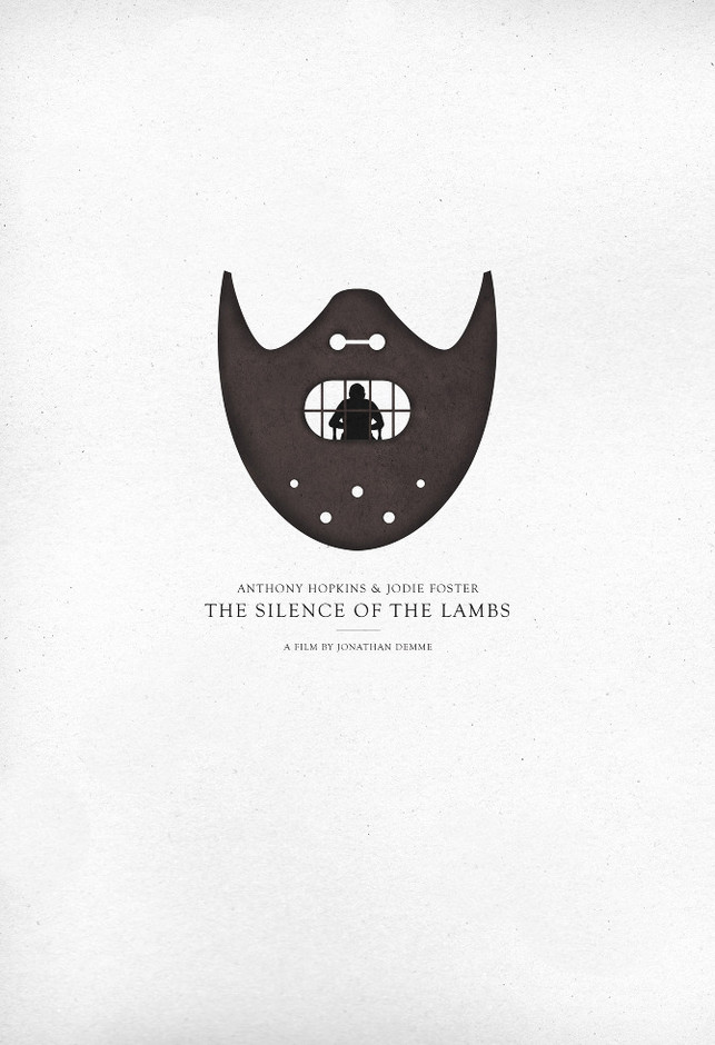 Silence of the Lambs Poster - CommonerInc