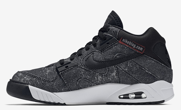 NIKE   Air Tech Challenge III - Black Denim  8b44d6a749
