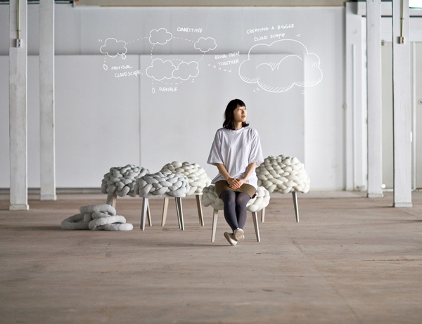 Cloud Stool | Joon&Jung