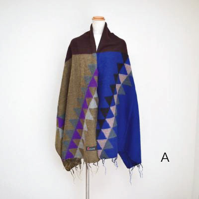 【KHATA】TRIANGLE STOLE(ALL) - marble SUD マーブルシュッド miraco などの通販 maindish
