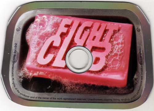 Amazon.com: Fight Club - This Is Your Life - SHAPED CD: The Dust Brothers feat. Tyler Durden: Music