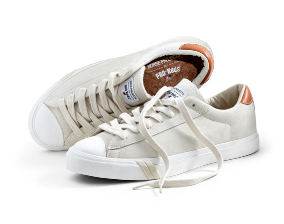 NORSE PROJECTS x PRO-Keds Royal Lo | FreshnessMag.com