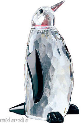 Crystal Penguin New in Gift Box by Fifth Ave 4 inches Tall | eBay
