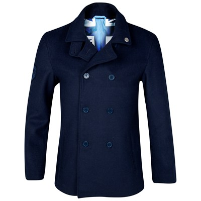Manchester City Sergent Coat - Navy