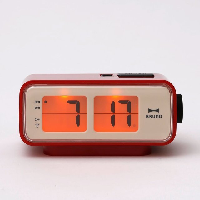 Digital Flip Clock by Idea | Fancy Crave
