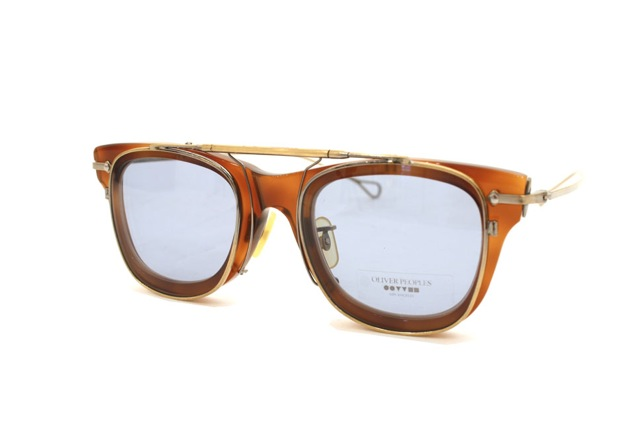 OLIVER PEOPLES for TAKAHIROMIYASHITA TheSoloist. | SOUTH2 WEST8 NEWS