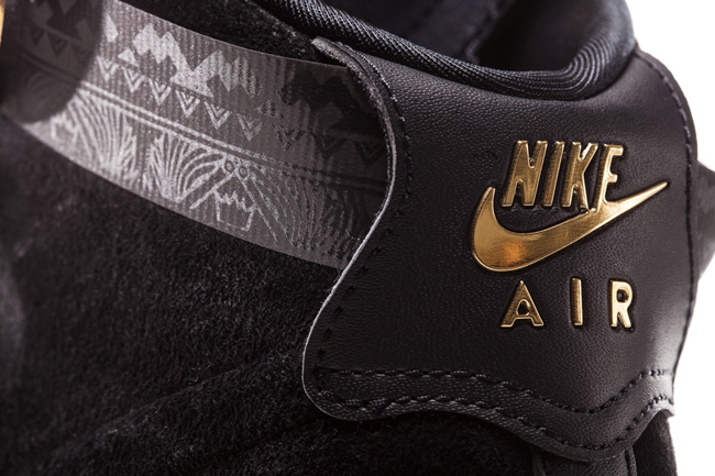 "Nike Lunar Force 1 High ""Black History Month"""
