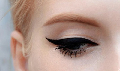 A CUP OF JO: Winged eyeliner