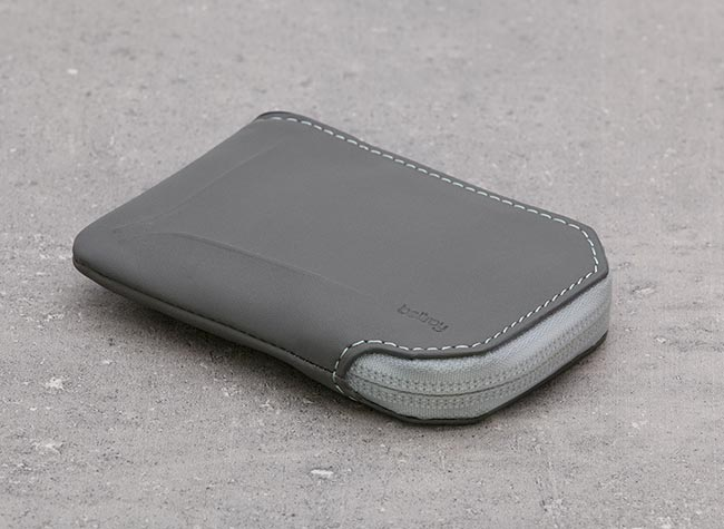 Elements Pocket - Slim Leather Wallets by Bellroy