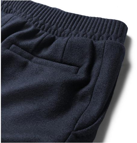 Berluti - Wool and Cashmere-Blend Trousers