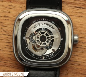 SevenFriday P1 Review | watch reviews on worn&wound