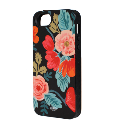 Rifle Paper Co. - Russian Rose iPhone 5+5s Case - INLAY