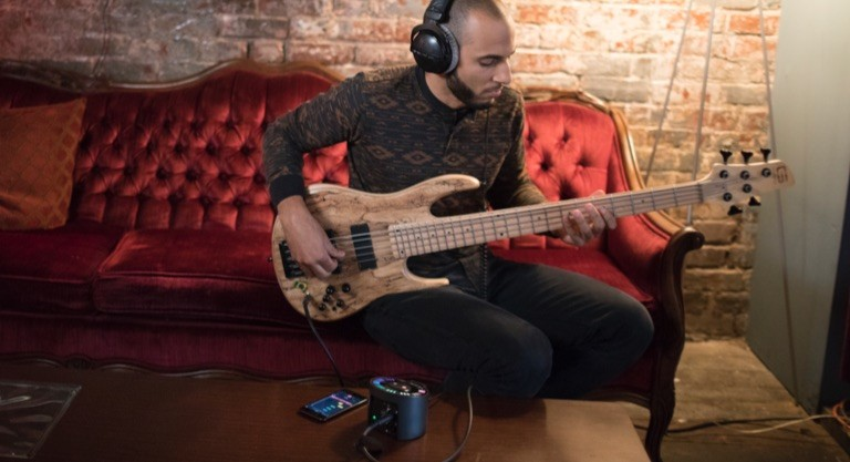 Spire | Mobile Recording Technology for Musicians