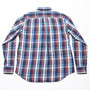 VINTAGE FLANNEL CHECK BEADS POCKET SHIRT - 2012 SPRING & SUMMER : BiceSter