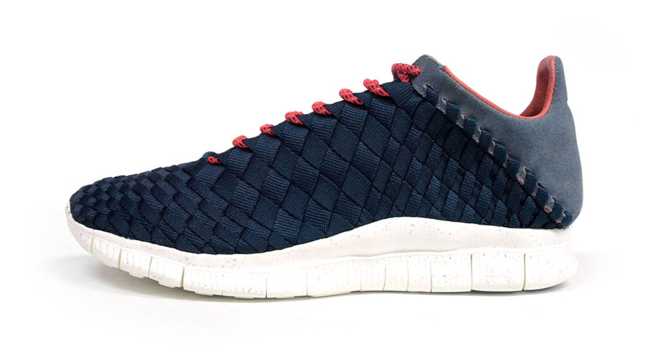 FREE INNEVA WOVEN 「LIMITED EDITION for EX」 GRY/GRY/ORG ナイキ NIKE | ミタスニーカーズ|ナイキ・ニューバランス スニーカー 通販