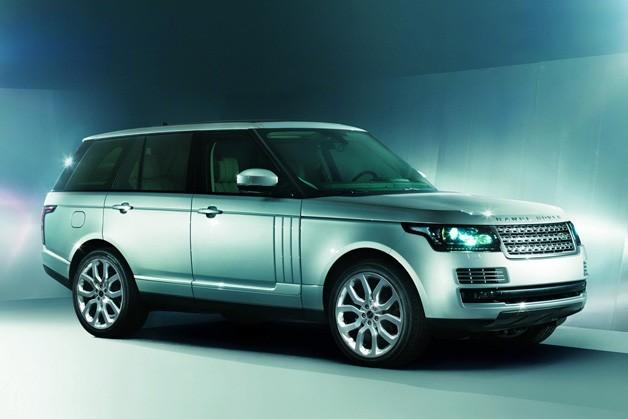 First 2013 Land Rover Range Rover images leak out [UPDATE]