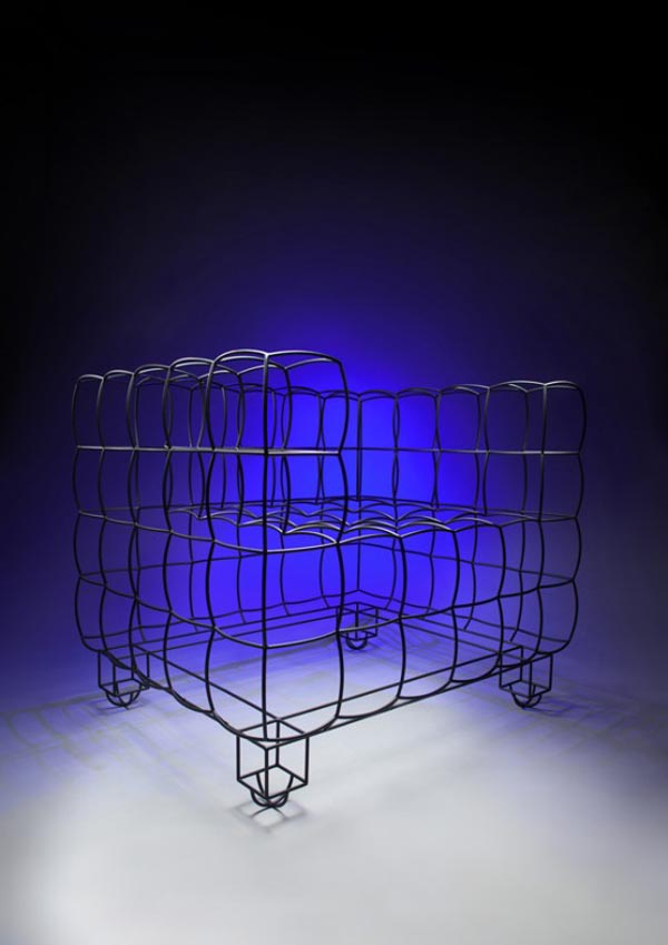 WIRE FURNITURE >> Wire Frame Furniture Tips | Wire Frame Chair Guide!