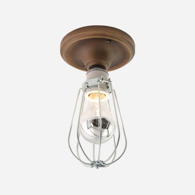 Franklin Surface Mount Light Fixture | Schoolhouse Electric & Supply Co.