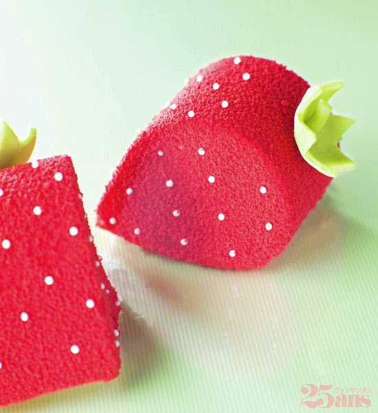 Strawberry Cake | Cute Cakes | CutestFood.com