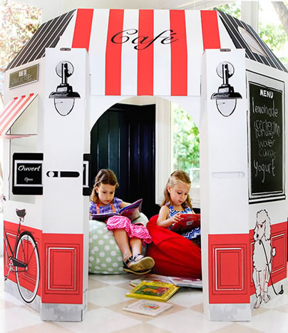 Kids French Cafe by Little Play Spaces