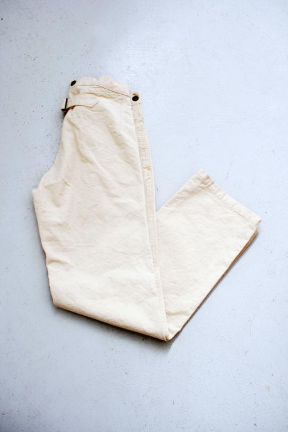 Old Mark Onlineshop / GARMENT REPRODUCTION OF WORKERS WORKERS PANTS