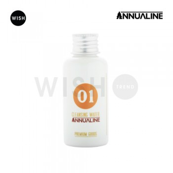 Annualine | Refresh Cleansing Water, facial cleansing water
