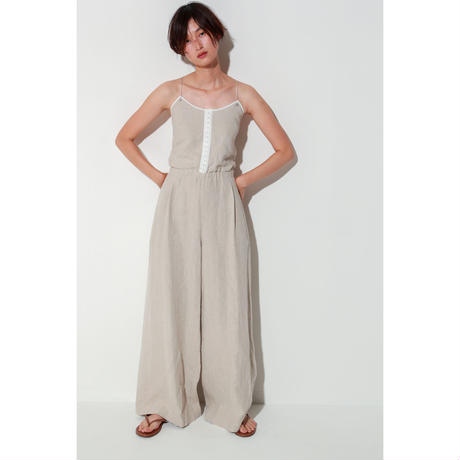 LINEN CAMISOLE ALL IN ONE(PC1009) | EARIH ONLIN...