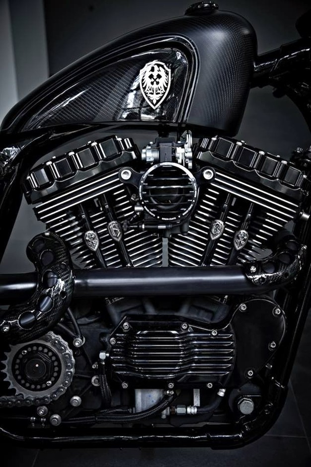 Harley Sportster by Rough Crafts | Bike EXIF