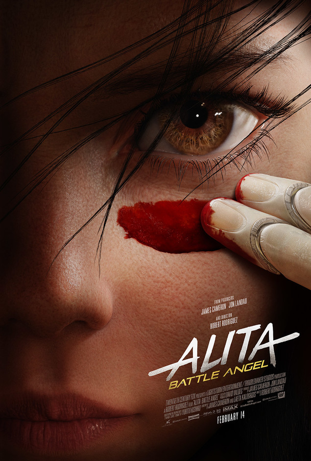 Alita: Battle Angel | Fox Movies