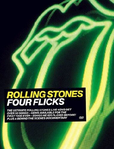 Amazon.com: The Rolling Stones - Four Flicks: Anthony Mathile, Jacob Cohl, Marty Callner, Jim Kelly, Michael Schultz, Danny Kon, Eric Cook, Michael Cohl, Randall Gladstein, The Rolling Stones: Movies