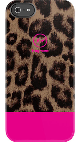 This is Uncommon - Fragment Leopard Pink