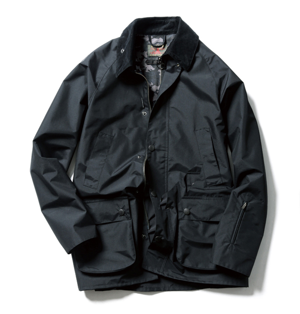 SOPHNET. X BARBOUR - S/S 2013 - BEDALE JACKET | Guillotine