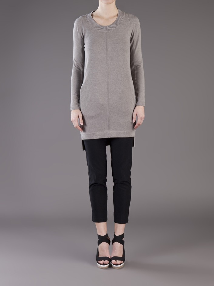 MM6 BY MAISON MARTIN MARGIELA for Women | MM6 BY MAISON MARTIN MARGIELA KNIT TUNIC for Women | Net-a-Face.com