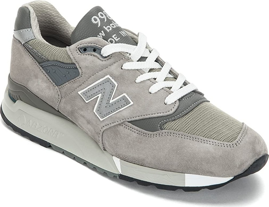 Amazon.com | New Balance Women 998 W998G - Made In USA (gray) | Road Running