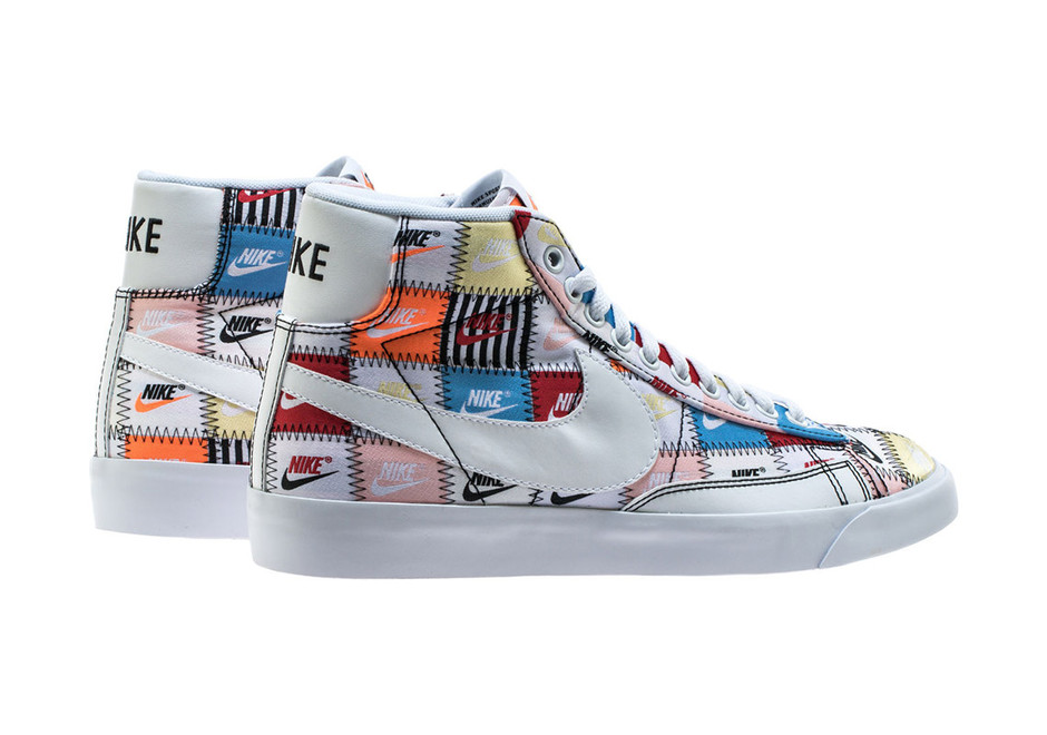 Nike Blazer Mid Low Patchwork Pack Release Info | SneakerNews.com