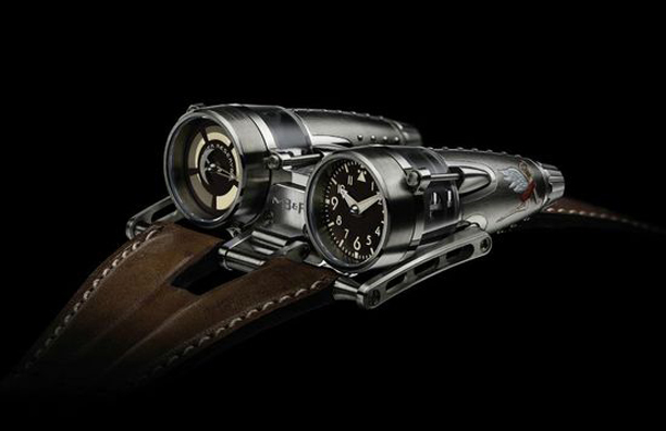 MB&F HM4 Razzle Dazzle & Double Trouble Watches | TheD2Life.com - Luxury & exotic cars, Better living, lifestyle, travel, luxury hotels, resorts, watches, restaurants, fine dining, nightlife