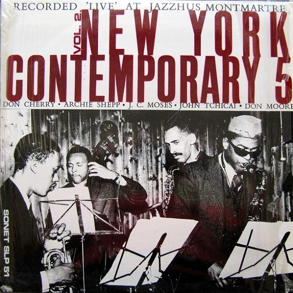 New York Contemporary 5* - Vol. 2. (Vinyl, LP, Album) at Discogs