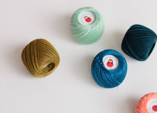 HOME THREAD BALL #30 | Products | DARUMA THREAD