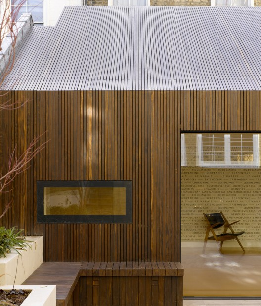 Lateral House / Pitman Tozer   ArchDaily
