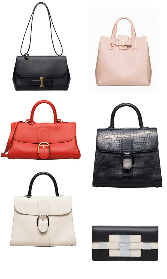 Delvaux Spring 2013 Collection