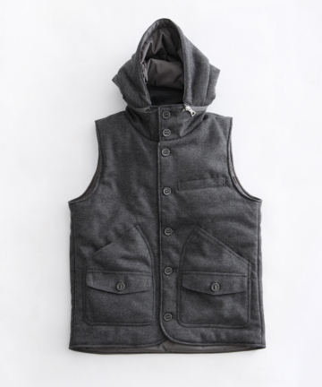 COMPRESSION VEST Curly ANOUTCOMMUNE Online Store