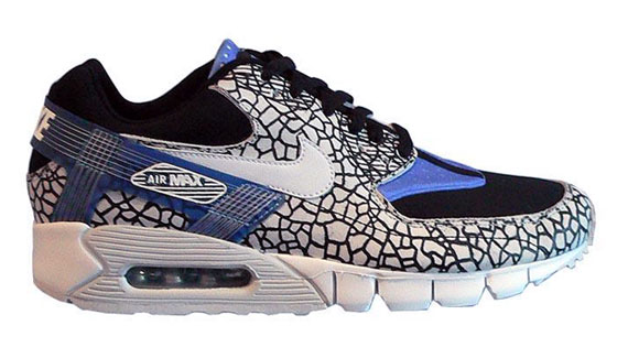 Google 画像検索結果: http://images.sneakernews.com/wp-content/uploads/2009/09/air-max-90-curent-huarache-huf-00.jpg