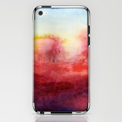 Where I End And You Begin iPhone & iPod Skin by Jacqueline Maldonado | Society6