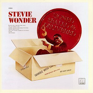 Amazon.co.jp: Signed Sealed Delivered: Stevie Wonder: 音楽